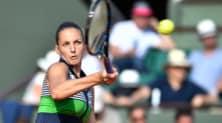 Tennis: Pliskova saluta il torneo di Birmingham: problemi al gomito