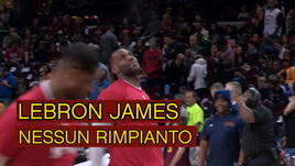 LeBron James - Nessun rimpianto