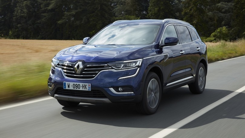 Renault Koleos, la virtù dell'equilibrio
