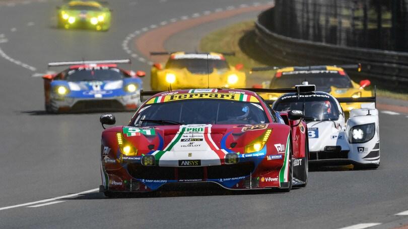 24 Ore di Le Mans, undici Ferrari al via