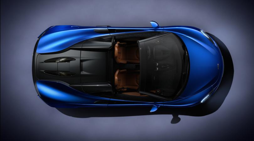 McLaren 570S: ecco la spider da 328 km/h