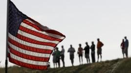 US Open, lo spettacolo del golf a Erin Hill