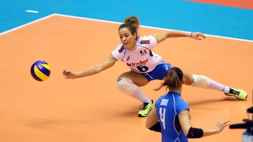 Volley - L'Imoco con una nuova coppia: De Gennaro-Santarelli