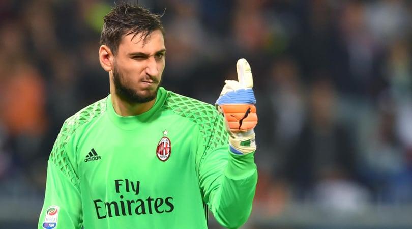 Donnarumma non rinnova con il Milan: clamoroso strappo
