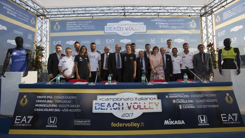 Beach Volley - Gli scudetti si assegneranno a Catania