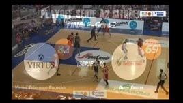 FXCM Highlights - Gara 2 Finale Virtus Segafredo Bologna-Alma Trieste