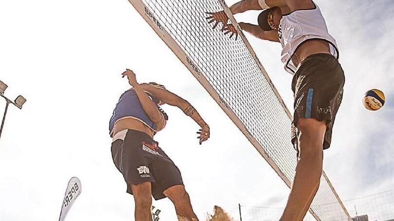 Beach Volley: parte da Fregene l'ICS  Beach Volley Tour Lazio
