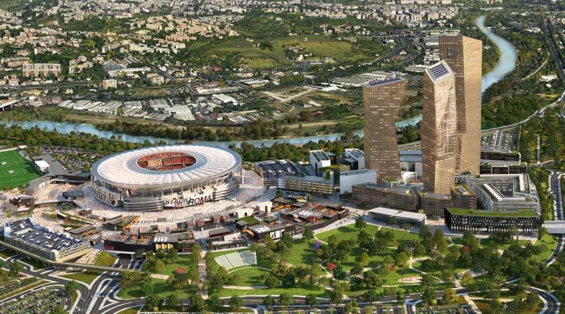 Roma, il Comune ha detto sì: approvato il progetto nuovo stadio
