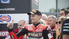 SBK Ducati, Davies: «Test positivo»