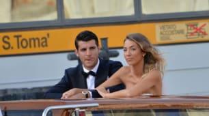 Morata e la sexy Alice sposi: le foto delle nozze a Venezia