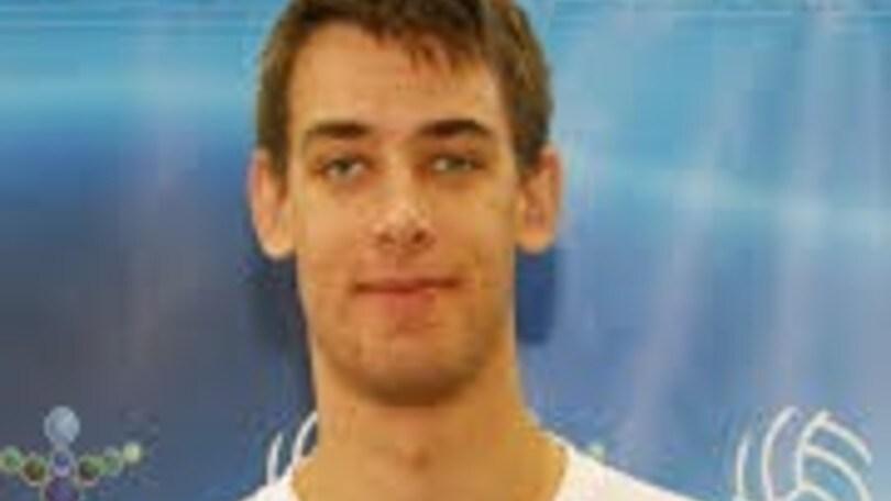 Volley: Superlega, Leo Andric un croato per Perugia
