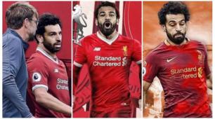 Salah al Liverpool, spuntano già i fotomontaggi sui social