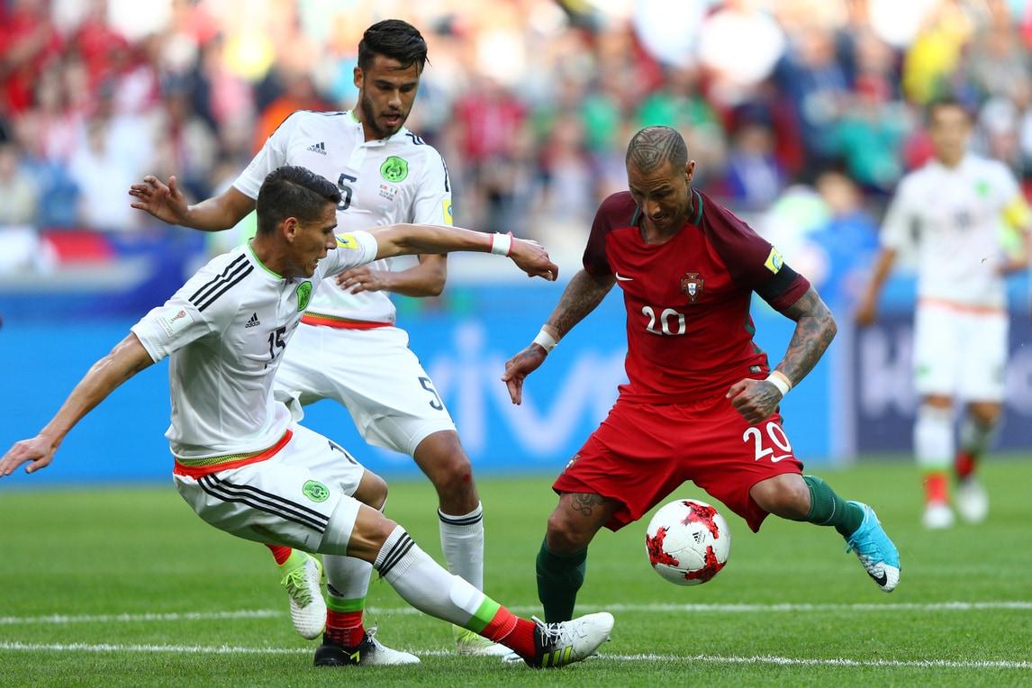 3a0b8d434f Portogallo-Messico 2-2  il romanista Moreno firma il pari al 92  - Corriere  dello Sport