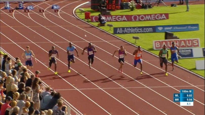 De Grasse fa 9.69, Bolt ha un nuovo erede?