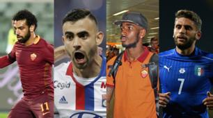Calciomercato Roma, chi parte e chi arriva