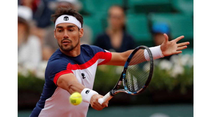 Tennis, classifica ATP: Murray comanda, Fognini primo italiano