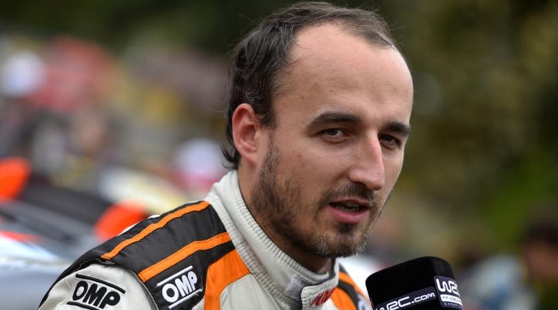 F1, dalla Renault: «Kubica non è un'opzione per il 2018»