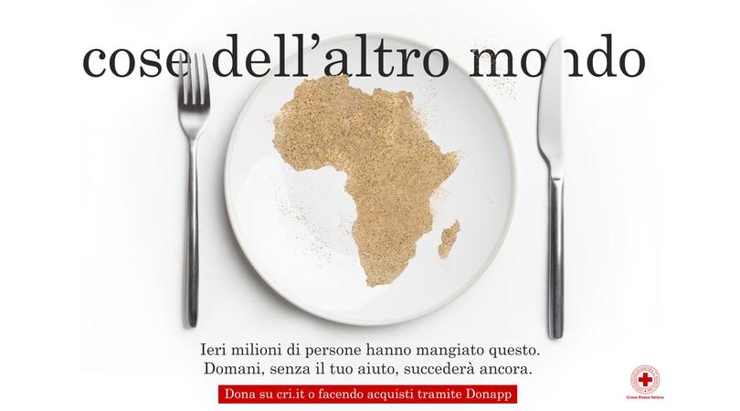 Carestia Africa: per Croce Rossa Italiana si tratta di #cosedellaltromondo