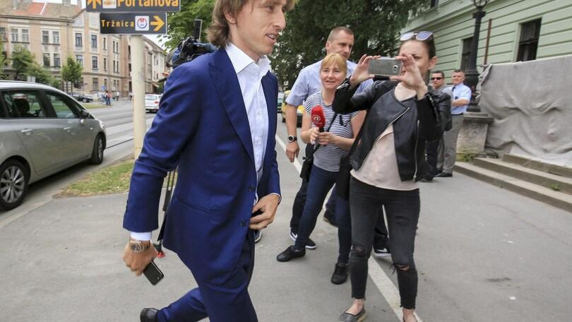 Nuove grane per il Real Madrid: Modric rischia il processo