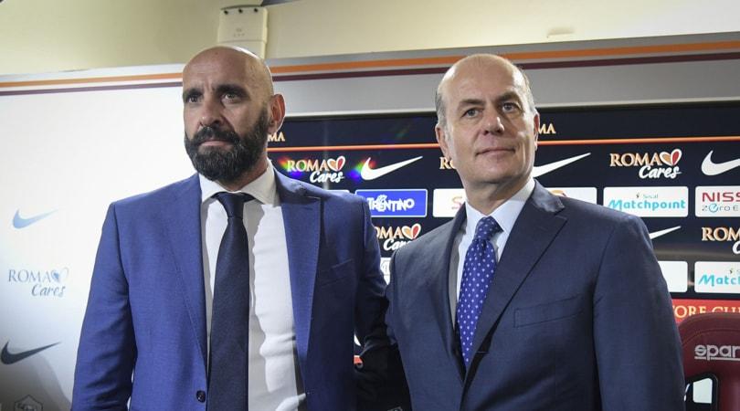 Roma, Gandini: «Speriamo di proseguire con Totti. Pellegrini? Ogni cosa al suo tempo»