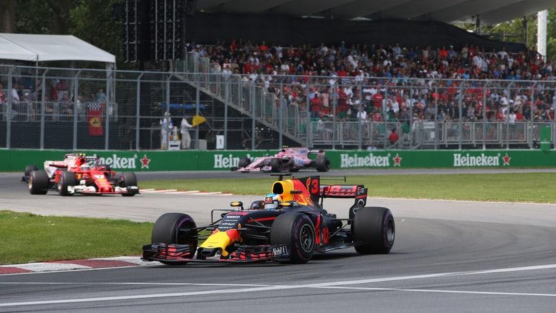 F1, nel 2018 tornano Francia e Germania