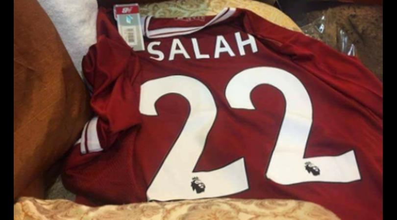 Tifosi del Liverpool impazienti, c'è già la maglia di Salah