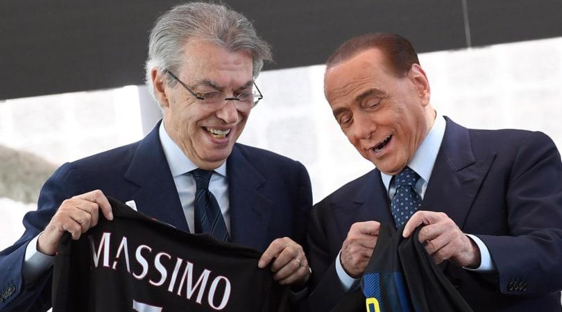 Inter, Moratti: «Un colpo alla Ronaldo? Prima o poi Suning lo farà»