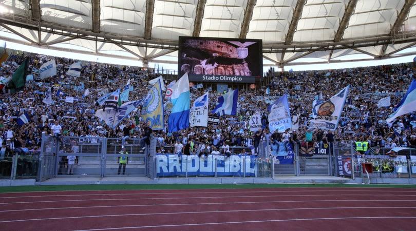 """Lazio, addio agli """"Irriducibili"""": il gruppo della Nord cambia nome"""