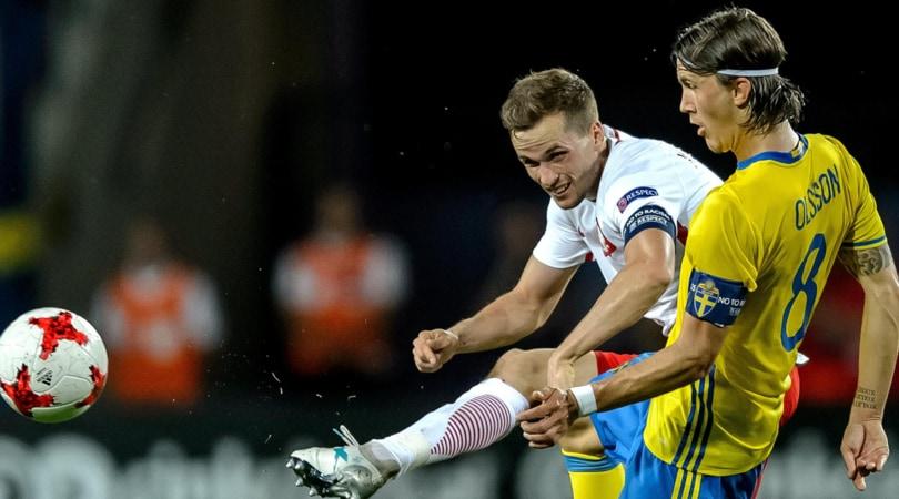 Europei under 21, Inghilterra ok. Svezia fermata dalla Polonia