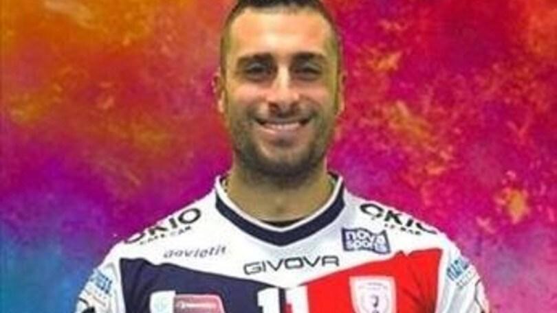 Volley: Superlega, Matteo Paris nuovo regista di Castellana Grotte