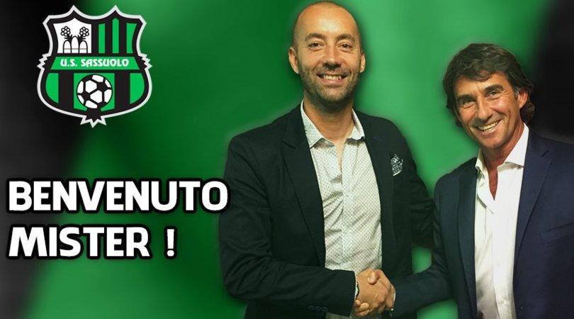 Sassuolo, Bucchi è il nuovo allenatore
