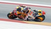 MotoGp Honda, Marquez: «Clima imprevedibile ad Assen»