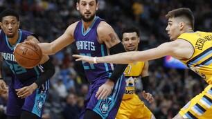 NBA, Belinelli cambia ancora: giocherà ad Atlanta