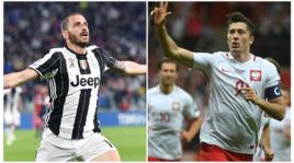 Dall'Inghilterra: «Chelsea, Conte vuole Lewandowski e Bonucci»