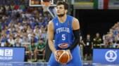 Alessandro Gentile salterà Eurobasket 2017