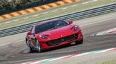 Ferrari 812 Superfast, la prova della stradale da record