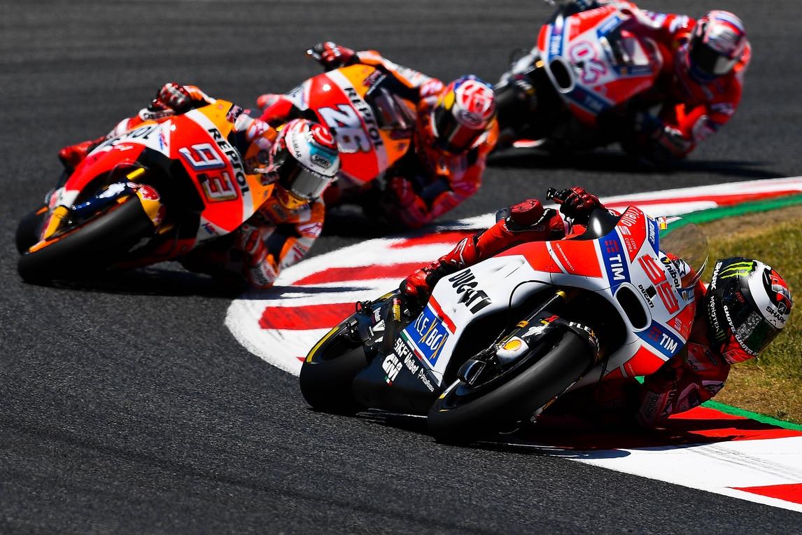 MotoGp Ducati, Dovizioso: «Non penso al campionato»