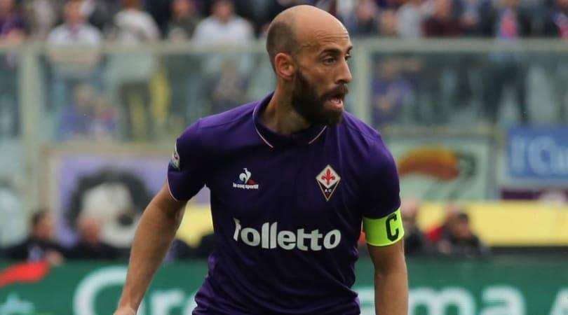 Calciomercato, Fiorentina e Inter trattano Borja Valero