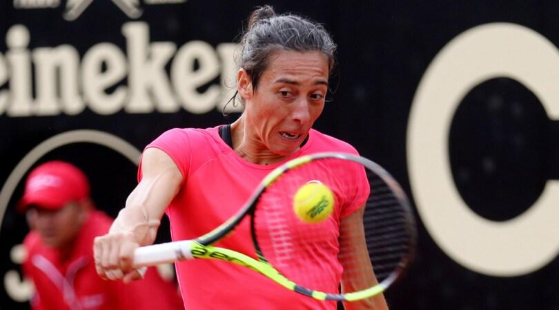 Tennis, Maiorca: Schiavone eliminata al secondo turno
