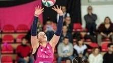 Volley: A1 Femminile, Beatrice Agrifoglio è la seconda alzatrice di Filottrano