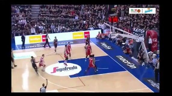 Novipiù Mvp Finale Serie A2 Citroën - Michael Umeh