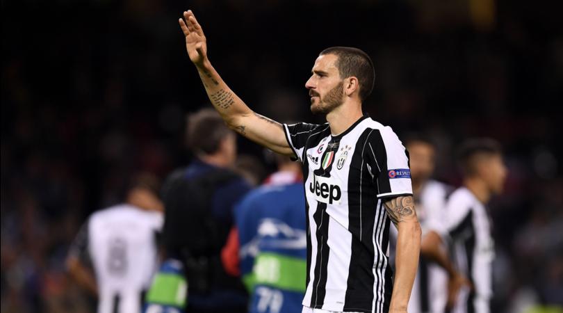 Juventus, gli occhi del Real Madrid su Bonucci