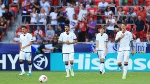 Europei Under 21, Repubblica Ceca-Italia 3-1:un tris stende Di Biagio