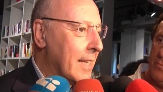 """Marotta: """"Gruppo vincente, mercato ancora non nel vivo"""""""