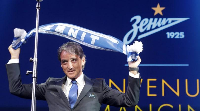 Mancini, primo ko del suo Zenit in amichevole