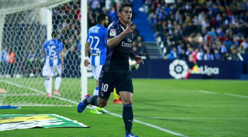 Calciomercato Milan, c'è una strategia per James Rodriguez