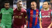 One-club-man: De Rossi primo in Europa. E gli altri?