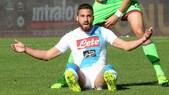Napoli, l'Udinese in pressing su Pavoletti