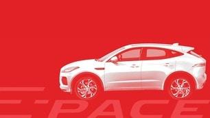 Jaguar E-Pace, il secondo SUV del Giaguaro