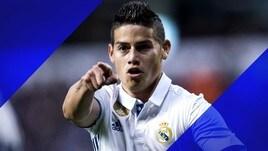 Milan, il sogno si chiama James Rodriguez